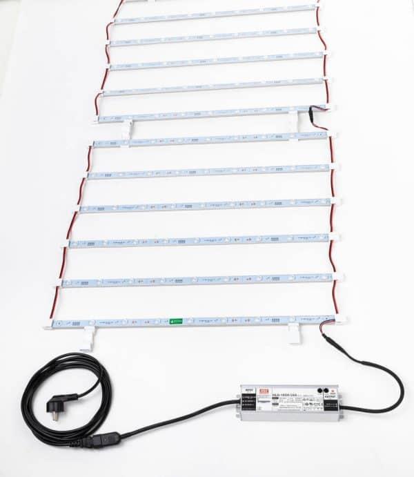 Beurswand accessoire lichtkabel